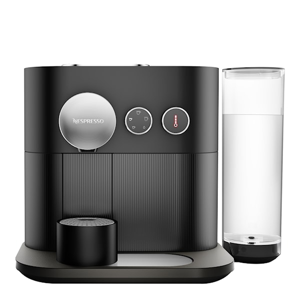 Expert C80 Kaffemaskin Svart