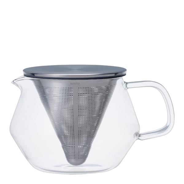 Carat Tekanna 850 ml glas/rostfri