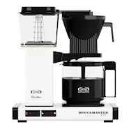 Kaffebrygger KBG962AO Hvit