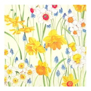 Servett Flowers of Spring 33x33 cm