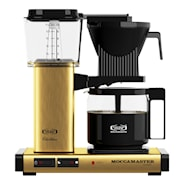 Kaffebryggare Mässing