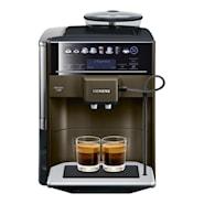 Helautomatisk espresso/kaffemaskin EQ6 PLUS S300 Metallic