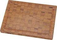 Bambuskärbräda 42x31 cm