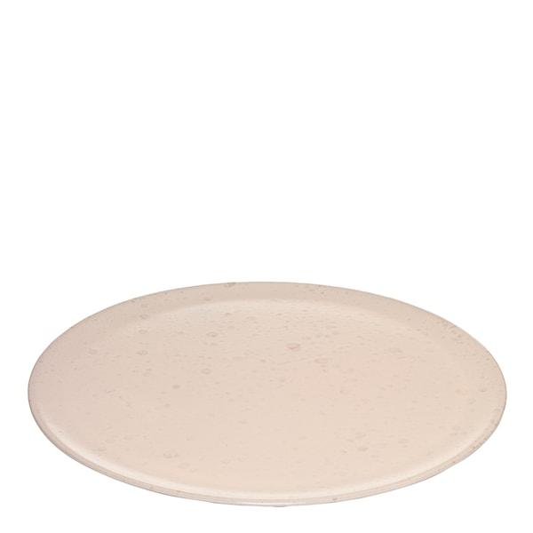 Raw Fat 34 cm rund fläckig Nude