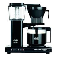 Kaffebrygger KBG962AO Svart