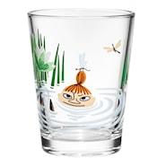 Mumin Glas Lilla My 22 cl