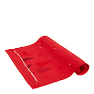 Löpare Röd 35x100 cm
