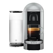VertuoPlus Round Top Kaffemaskin Silver