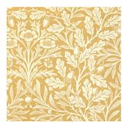 Servett Guld/Cream 33x33 cm