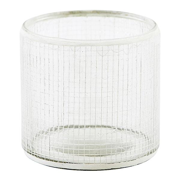 Check Ljushållare Glas 7,5 cm
