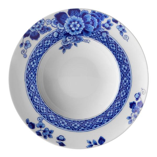 Blue Ming Tallrik djup 25,2 cm