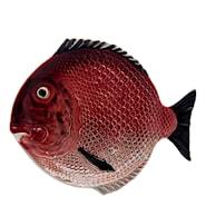 Peixes Tallrik Fisk 27,5 cm