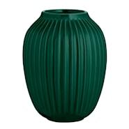 Hammershöi Vas 25 cm Grön