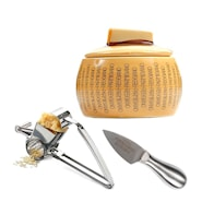 Exclusive Parmigiano Pasta Lovers Set 3 delar