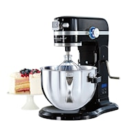 Assistent PRO Kjøkkenmaskin 5,7 L 1200 W Svart