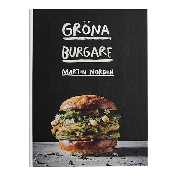 Bok Gröna Burgare