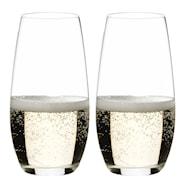 O-serien Champagne 2-pk