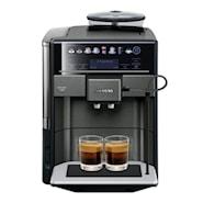 Helautomatisk espresso/kaffemaskin EQ6 PLUS S700 Dark Inox