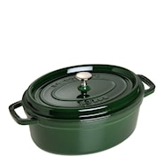Gryte 4,2 L oval Grønn