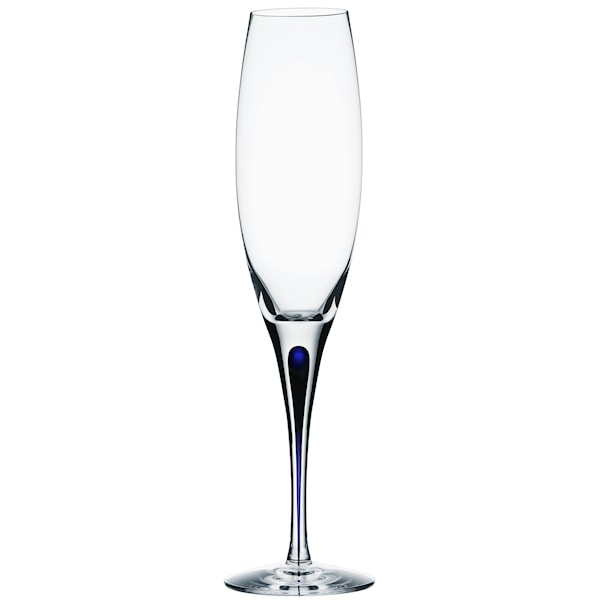 Intermezzo Blå Champagneglas 26 cl