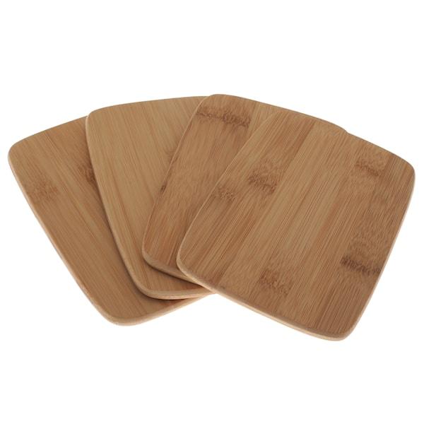Rumours Smörgåsunderlägg Bambu 4-pack