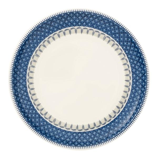 Casale Blu Tallrik flat 22 cm