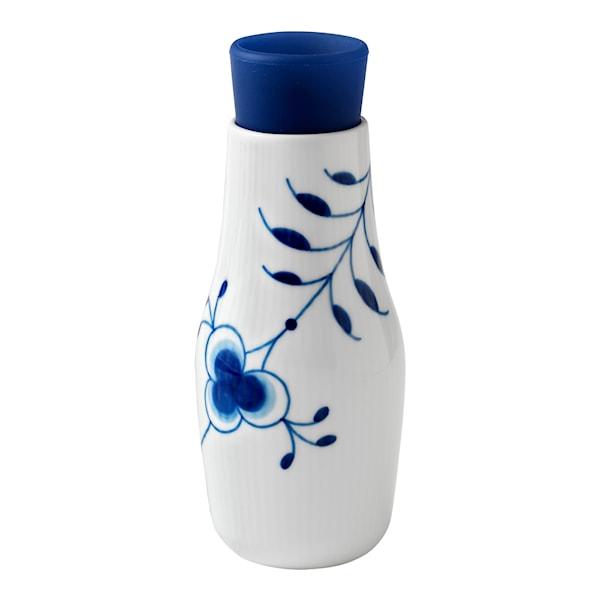 Blue Fluted Mega Flaska 40cl multifunktionell