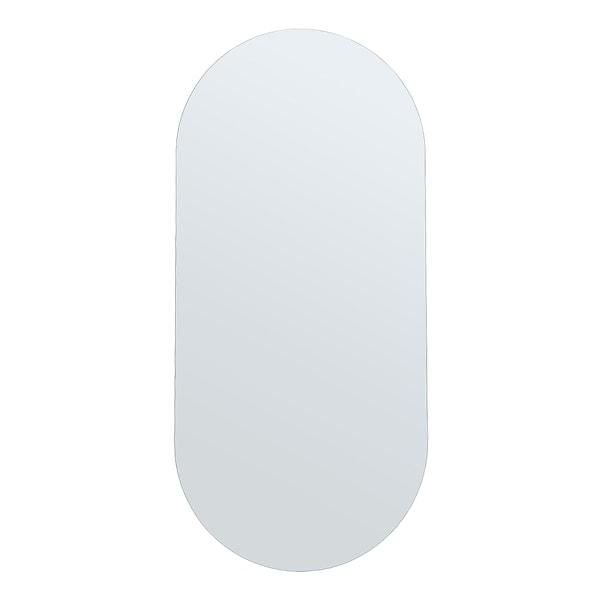 Walls Spegel oval 70x150 cm