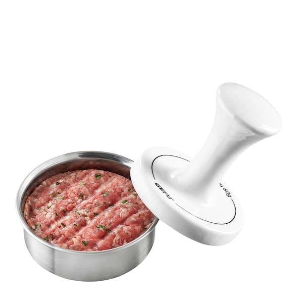 Hamburgerpress mini Rostfri