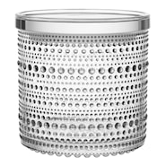 Kastehelmi Boks/lokk 11x11,4 cm Klar
