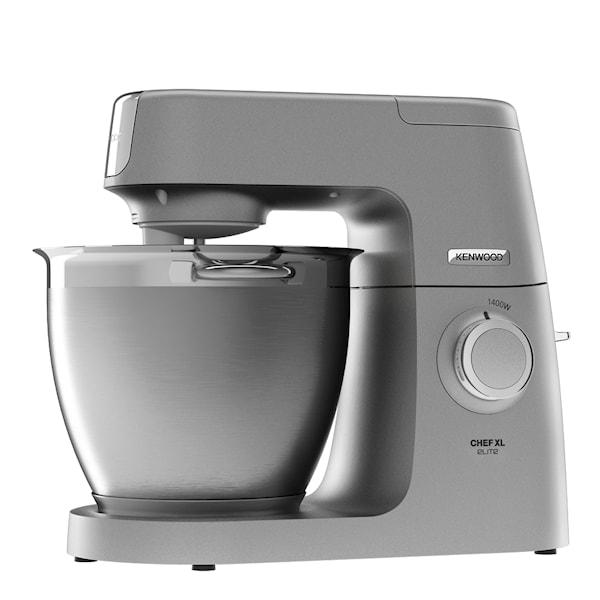 Chef Elite XL Köksmaskin 6,7 L + blender + köttkvarn