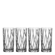 City Highballglas 37 cl 4-pack