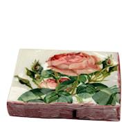 Servett Redoute Roses 17x17 cm