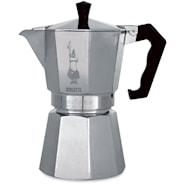 Moka Kaffekokare 6 koppar