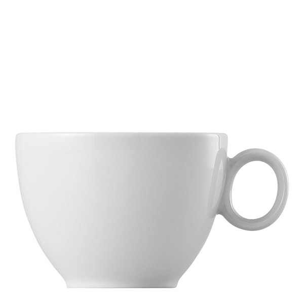 Espressokopp 8 cl Vit