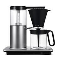 Svart Optimal Kaffebryggare WSO1A Aluminium