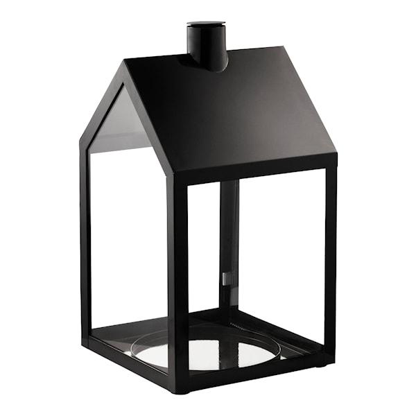 Light House Stallykta/växthus 43,7 cm Svart