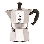 Moka Kaffekokare 3 koppar Aluminium