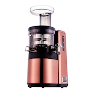 HZS Slow juicer 3rd Generation Rostfri/Rose gold