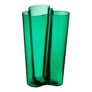 Alvar Aalto Collection Vas 25,1 cm Smaragd