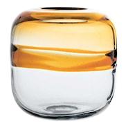 Vas Brun/Klar Glas 16,5 cm