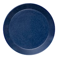 Teema Tallrik flat Blåmelerad 26 cm
