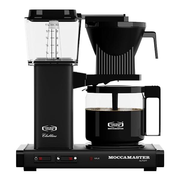Attraktiva Kaffebryggare KBGC982AO Svart matt - Cervera RA-65