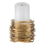 Twister Ljushållare Mässing tråd 11,5 cm