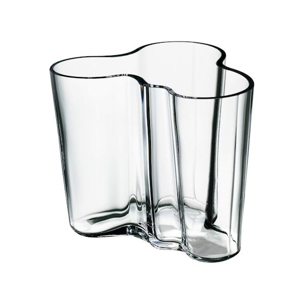 Alvar Aalto Collection Vas 9,5 cm klar