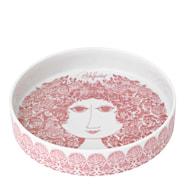 Verona Skål 20 cm Rosa