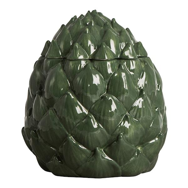 Burk Kronärtskocka Keramik 19 cm