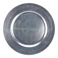 Kuverttallrik 33 cm Silver