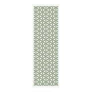 Kylee Løper 48x150 cm Grønt mønster
