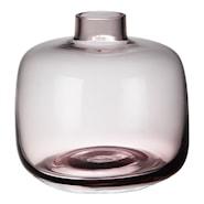 Celebration Vas med hals Rosa Glas 12 cm